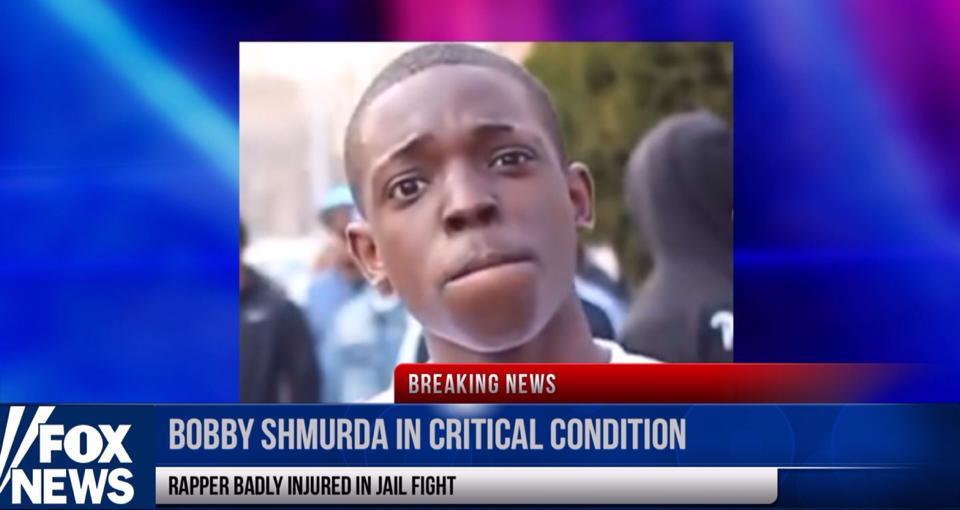 Bobby Shmurda Jail