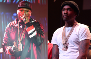50 Cent Clowns Meek Mill For Drake Beef, Compares Him To A Schoolyard Bully